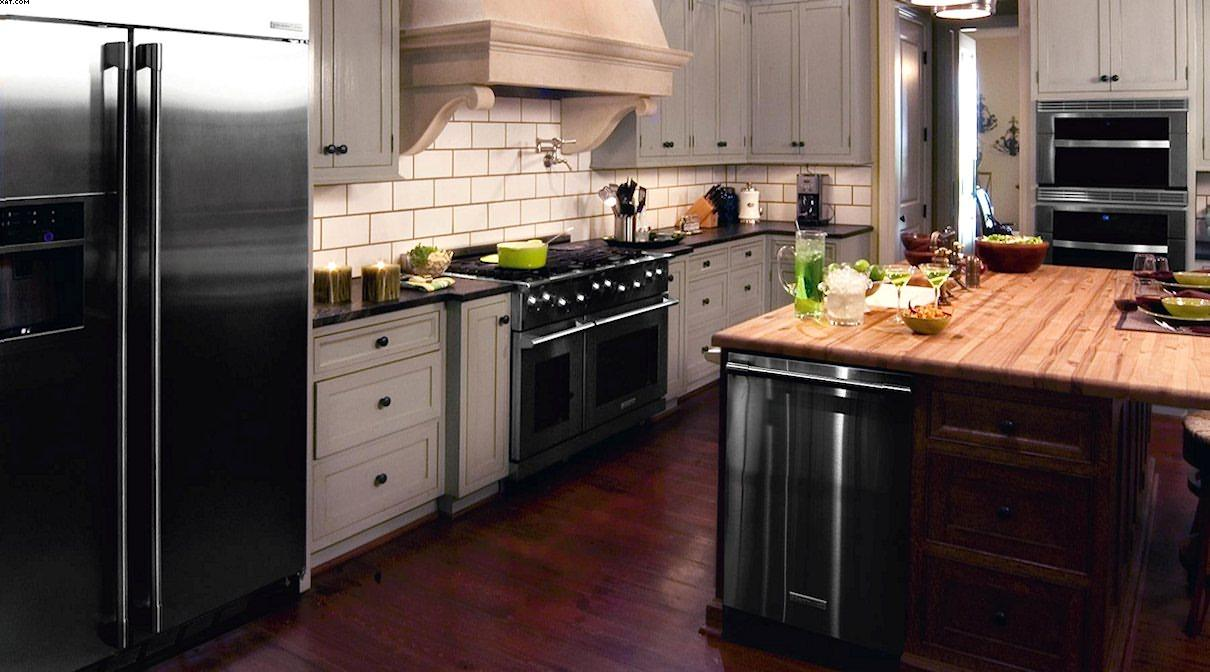 Electrolux and Frigidaire